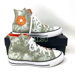 Converse Ctas High Street Sage Canvas Men Sneakers